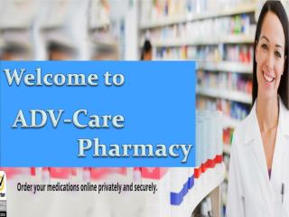 Online Canadian Prescription Drugs Provider