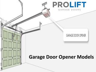 Ppt Garage Door Opener Greensboro Powerpoint Presentation Id 7227969