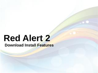 Red Alert 2 How To Download And Install