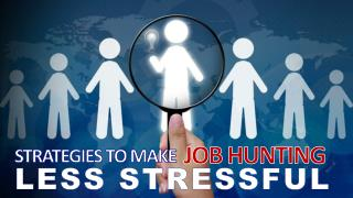 Strategies To Make Job hunting Less Stress Full