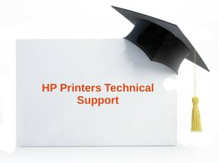 HP Printers Technical Support