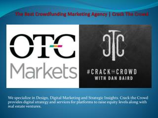 The Best Crowdfunding Marketing Agency | Crack The Crowd