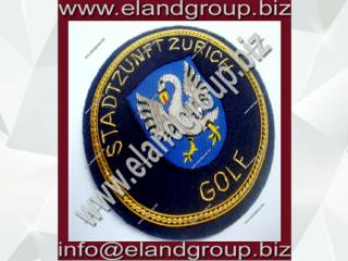 Bullion Badge With Magnetic Backing