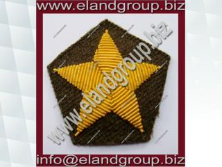 Bullion Rank for General Officers