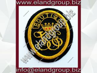 Hand Made Bullion Badge