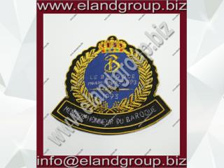 Hand Made Embroidery Bullion badges