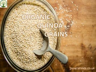 Best Edible Organic Quiona Grains