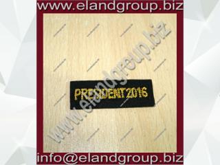 President Bullion badges