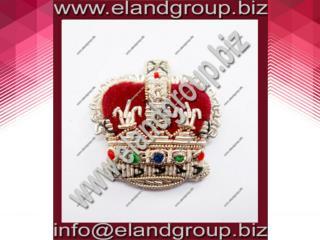 Silver Bullion Crown