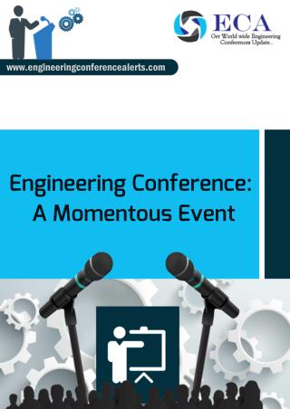 Conference Alerts 2017