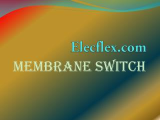 Best membrane switch suppliers