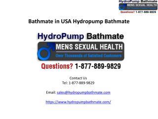 bathmate in usa hydropumpbathmate
