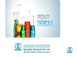 Chemcon Speciality Chemicals PVT. LTD (corporate presentation)