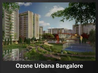 Ongoing Projects in Bangalore