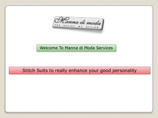 Designer Shirts And Suite - mannadimoda