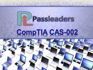 Passleader CAS-002 VCE