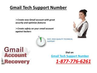 Tremendous Gmail Support By 1-877-776-6261 Toll Free Gmail Technical Support
