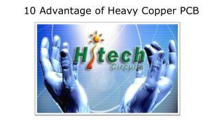 10 Advantage of Heavy Copper PCB