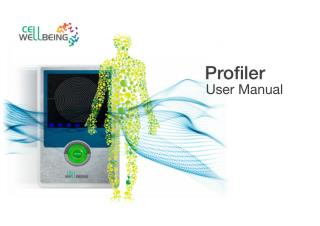 Bio Profiler � User Manual