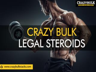 Crazy Bulk: Legal Steroids