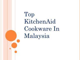 KitchenAid Cookware in Malaysia