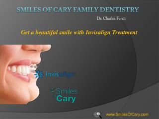 Smiles of Cary Family dentist