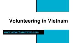 Volunteering in Vietnam | Volunteer in Cambodia