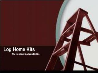 Log Cabin Kits | GREEN-R-PANEL