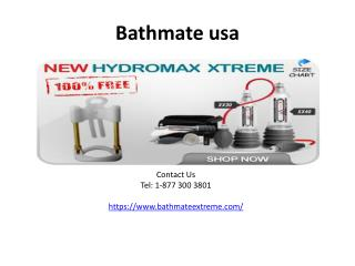 Bathmate usa