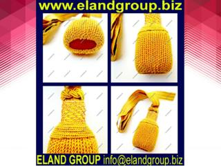 General Officers gold sword knot
