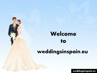 Best Places to Get Married Abroad | weddingsinspain