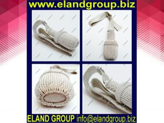 German Silver Wire Officer Sword Knot