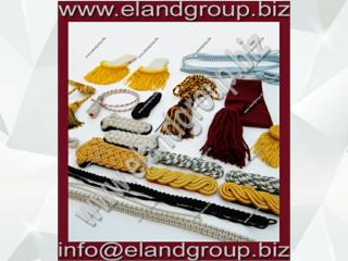 Military Accoutrements and Navy Accessories