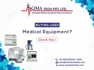 Buy Used Medical Equipment