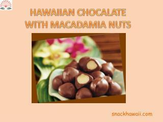 Buy Hawaiian Macadamia Nuts Chocolate Online