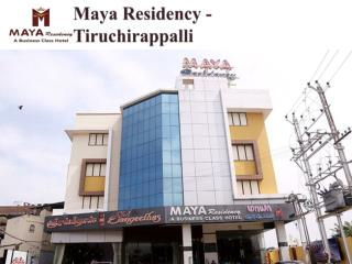Luxury Hotels in Trichy | Hotels near Srirangam | Hotels Near Chatram Bus Stand, Tiruchirapalli
