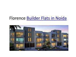 Florance Builder Flats in Noida