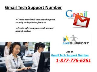 Knowledge-Base Gmail Tech Support @1-877-776-6261 Gmail Technical Support