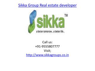Sikka Group Commercial Projects