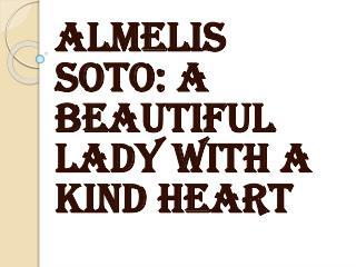 A Beautiful Lady with a Kind Heart
