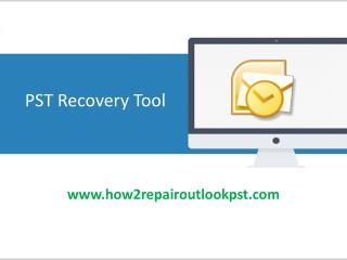 PST Recovery Software
