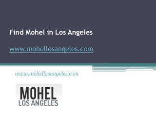 Find Mohel in Los Angeles - www.mohellosangeles.com