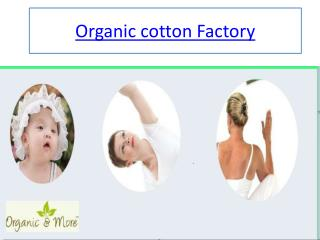 Buy organic cotton fabric