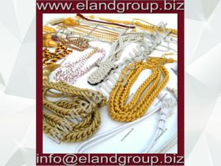 Uniform Accessories & Accoutrements Aiguillettes & Epaulets
