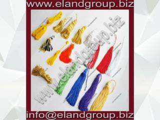 Thread & Bullion Wire Tassel Collection Supplier