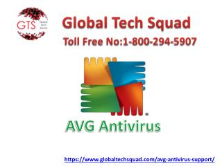 Avg Antivirus new latest solution Dail-1-800-294-5907