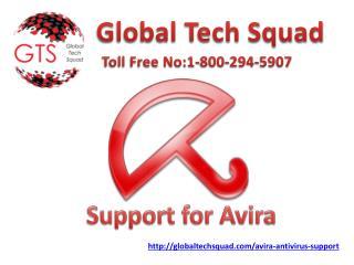 Avira Antivirus help removal Virus.Dial:(800) 294-5907