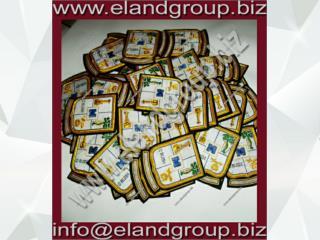 Blazer & Bullion Badges