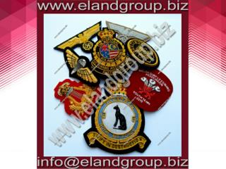 Blazer badges manufacturers
