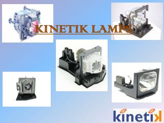 Compatible Lamp- Kinetik Lamps